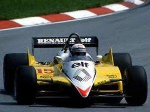 Renault F1, equipe histórica de Formula 1 de 1982 - by arie.poppekoppie.com